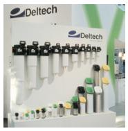 Filtres Deltech - PARTENAIR