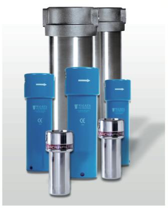 Filtre air comprimé Filtres HP - PARTENAIR