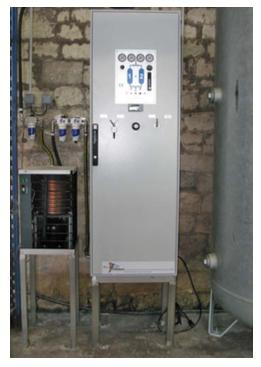Générateur d'azote série GLV - PARTENAIR