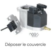 Purgeur capacitif CAPTAIR - Couvercle - PARTENAIR