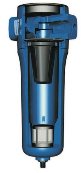 séparateur centrifuge - PARTENAIR