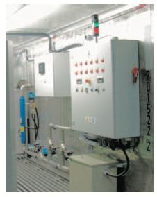 chaine de filtration, d'épuration et de séchage DELTECH - PARTENAIR