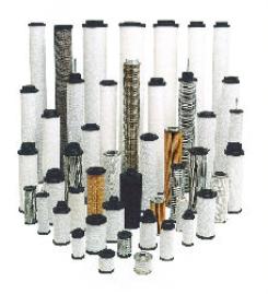 Eléments filtrants adaptables WALKER et ISO 8573-2 Conformité prouvée !