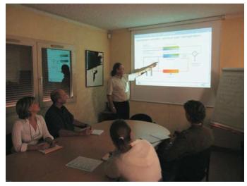 Programme de formations audio-visuelles
