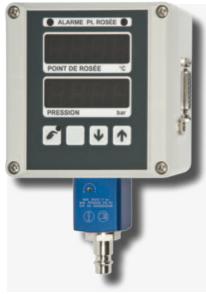 Mesure hygrométrique : Enfin une gamme complète dédiée à l'air comprimé