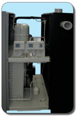 Protection spéciale anticorrosion pour sécheurs par réfrigération Série ACT