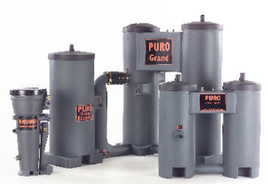 Condensate treatment, environmental protection