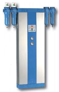 Nouvelles chaines d'épuration d'air respirable conformes en 12021