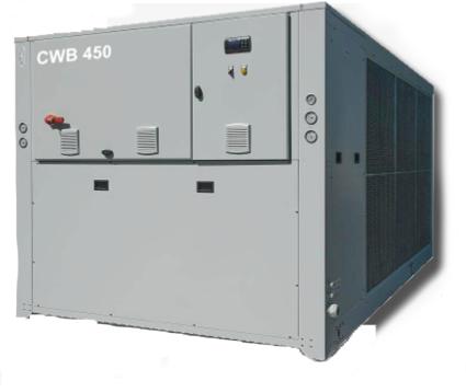 CW BIG : Nouveaux refroidisseurs d'eau grosses puissances