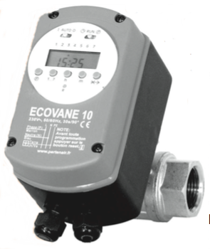 Remote control for Ecovane