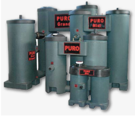 Replacement kits for old Puro Oil/Water separators