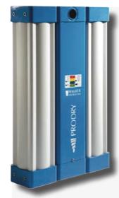 Économiseur d'énergie pour sécheurs par adsorption Prodry