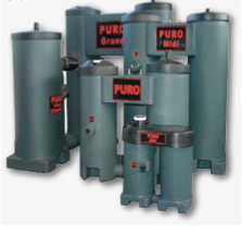 Replacement kit for old series of PURO separators