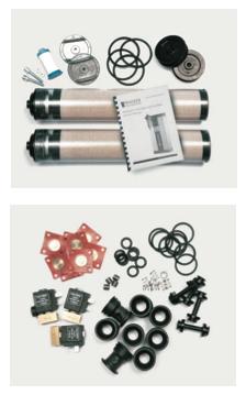 Kits de service pour sécheurs PRODRY