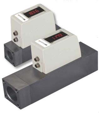 Nouveaux débitmètres compacts