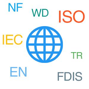 Les normes ISO, IP, EN, CEI