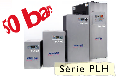 Dryers: 3 product ranges